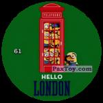 PaxToy 61 HELLO LONDON