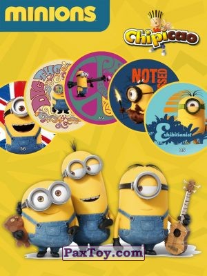 PaxToy Chipicao: Minions