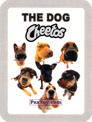 PaxToy Cheetos: THE DOG: Artlist Collection