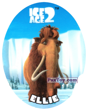 PaxToy.com - 06 ELLIE из Cheetos: Ice Age 2