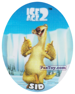 PaxToy.com - 18 SID из Cheetos: Ice Age 2