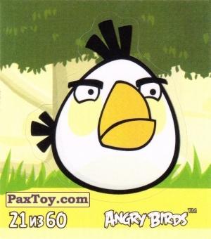 PaxToy.com - 21 из 60 Matilda из Cheetos: Stickers Angry Birds 2