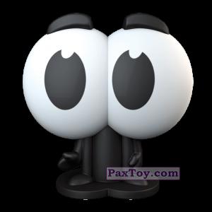 PaxToy.com - 24 Глазки из Рублёвский: ЗаЭМОДЖИмся вместе!