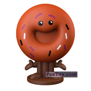 PaxToy.com - 3 Пончик из Рублёвский: ЗаЭМОДЖИмся вместе!