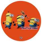 PaxToy 72 HAPPY MINIONS (METAL)