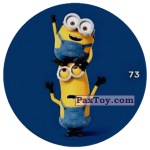 PaxToy 73 HAPPY TWO MINIONS (METAL)