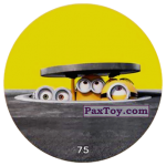 PaxToy 75 MINIONS IN THE SEWERS (METAL)