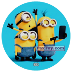 PaxToy 80 FUNNY MINIONS (METAL)