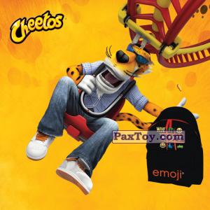 PaxToy Cheetos   2017 Emoji (Греция)   02