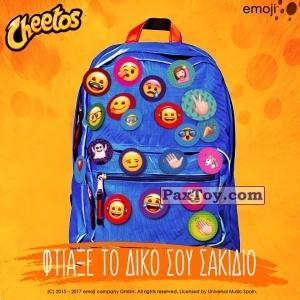 PaxToy Cheetos   2017 Emoji (Греция)   06