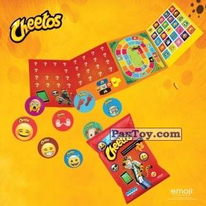 PaxToy Cheetos   2017 Emoji (Греция)   08 Альбом для стикеров