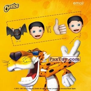 PaxToy Cheetos   2017 Emoji (Греция)   11