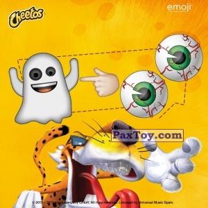 PaxToy Cheetos   2017 Emoji (Греция)   12