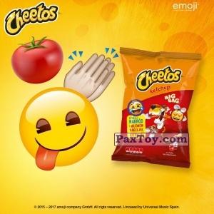 PaxToy Cheetos   2017 Emoji (Греция)   13