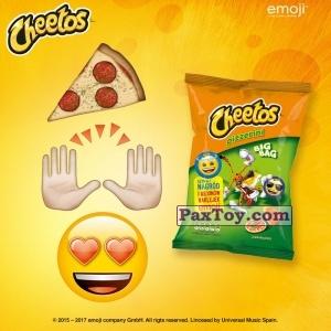 PaxToy Cheetos   2017 Emoji (Греция)   14
