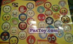 PaxToy Cheetos   Emoji Album
