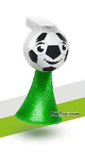 PaxToy.com - 24 за Футбол из Окей: Футбольные Свистолёты