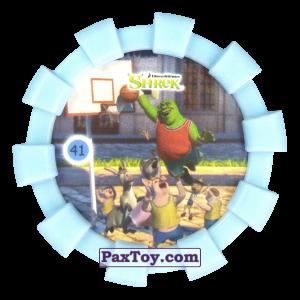 PaxToy.com - 41 Баскетбол (Резиновый бампер) из Cheetos: Shrek (Blaster)