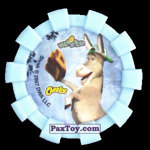 PaxToy.com - 41 Баскетбол (Резиновый бампер) (Сторна-back) из Cheetos: Shrek (Blaster)