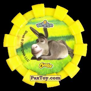 PaxToy.com - 42 Дракон (Резиновый бампер) (Сторна-back) из Cheetos: Shrek (Blaster)