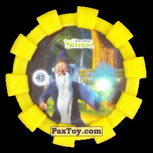 PaxToy.com - 43 Мерлин (Резиновый бампер) из Cheetos: Shrek (Blaster)