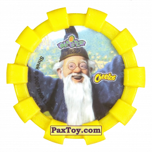 PaxToy.com - 43 Мерлин (Резиновый бампер) (Сторна-back) из Cheetos: Shrek (Blaster)