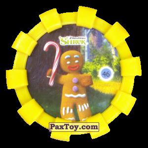 PaxToy.com - 46 Пряничный человечек (Резиновый бампер) из Cheetos: Shrek (Blaster)