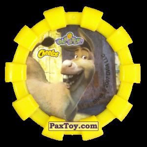 PaxToy.com - 47 Дракон (Резиновый бампер) (Сторна-back) из Cheetos: Shrek (Blaster)