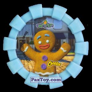 PaxToy.com - 49 Три Поросенка несут волка и Пряничного человечка (Сторна-back) из Cheetos: Shrek (Blaster)