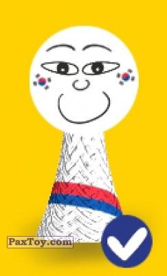 PaxToy.com - 32 Республика Корея из Лента: Джампики