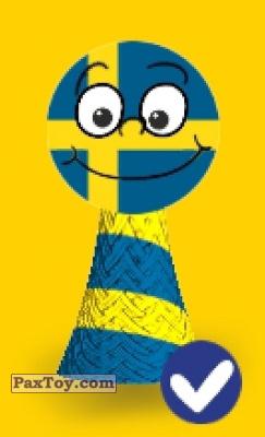 PaxToy.com - 24 Швеция из Лента: Джампики