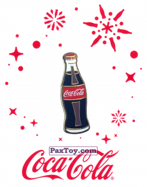 PaxToy.com - 13 Бутылочка Coca-Cola - 2016 Coca-Cola! из Coca-Cola: Получай и дари подарки с Coca-Cola!
