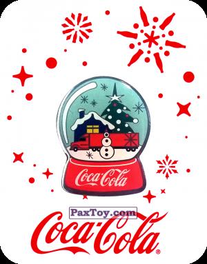 PaxToy.com - 5 Снежный шар - 2016 Coca-Cola! из Coca-Cola: Получай и дари подарки с Coca-Cola!