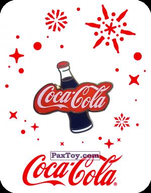 PaxToy.com - 7 Бутылочка Coca-Cola - 2016 Coca-Cola! из Coca-Cola: Получай и дари подарки с Coca-Cola!