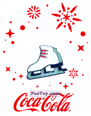 PaxToy.com - 8 Коньки - 2016 Coca-Cola! из Coca-Cola: Получай и дари подарки с Coca-Cola!
