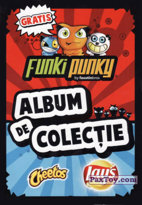 PaxToy Cheetos   2007 Funki punky   Альбом 1
