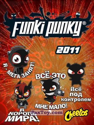 PaxToy Cheetos   2011 Funki punky logo tax 2