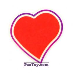 PaxToy 26 #CheetosПереводилка   Сердечко (красное)