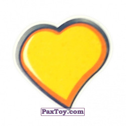 PaxToy 29 #CheetosПереводилка   Сердечко (желтое)