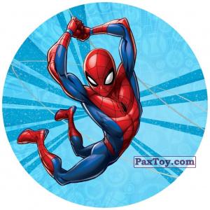 PaxToy.com - 01 Человек-паук (Сторна-back) из