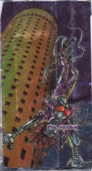 PaxToy 01 Скелет Банджи джампер