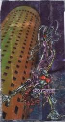 PaxToy.com - 01 Скелет Банджи-джампер из Boomer: Мега наклейка (Скелеты)