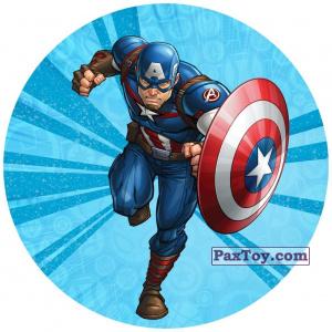 PaxToy.com - 02 Капитан Америка (Сторна-back) из
