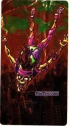 PaxToy.com - 02 Скелет Бейсджампер из Boomer: Мега наклейка (Скелеты)