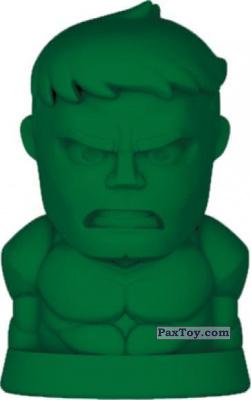 PaxToy.com - 03 Халк из Пятёрочка: Ластики Стиратели Marvel