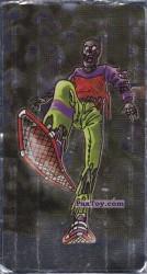 PaxToy.com - 03 Скелет на Снегоступах из Boomer: Мега наклейка (Скелеты)
