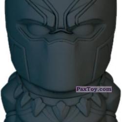PaxToy 05 Черная Пантера (2018 Ластики Стиратели)