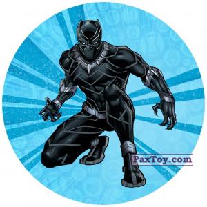 PaxToy.com - 05 Черная Пантера (Сторна-back) из