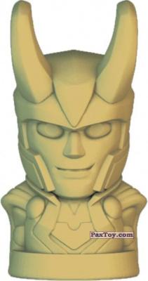 PaxToy.com - 07 Локи из Пятёрочка: Ластики Стиратели Marvel