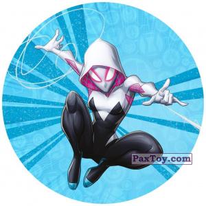 PaxToy.com - 08 Женщина-Паук (Сторна-back) из